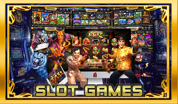 slot game indonesia